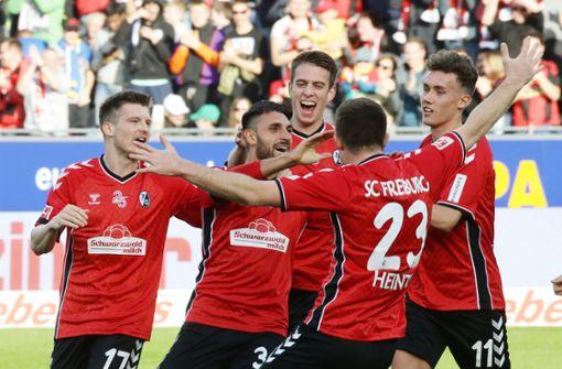 Was macht der SC Freiburg besser als der VfB?
