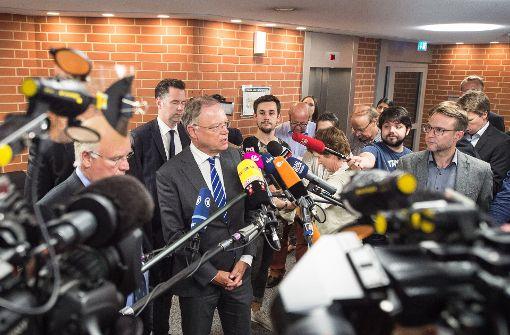 Konklave im niedersächsischen Landtag