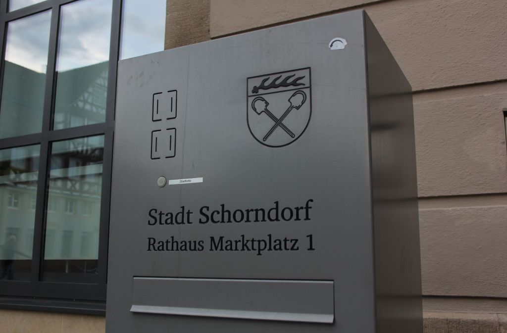 Das Schorndorfer Rathaus steckt einiges Geld in den künftigen Sportpark Rems. Foto: Pascal Thiel