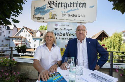 Das   Esslinger Zwiebelfest ist Geschichte