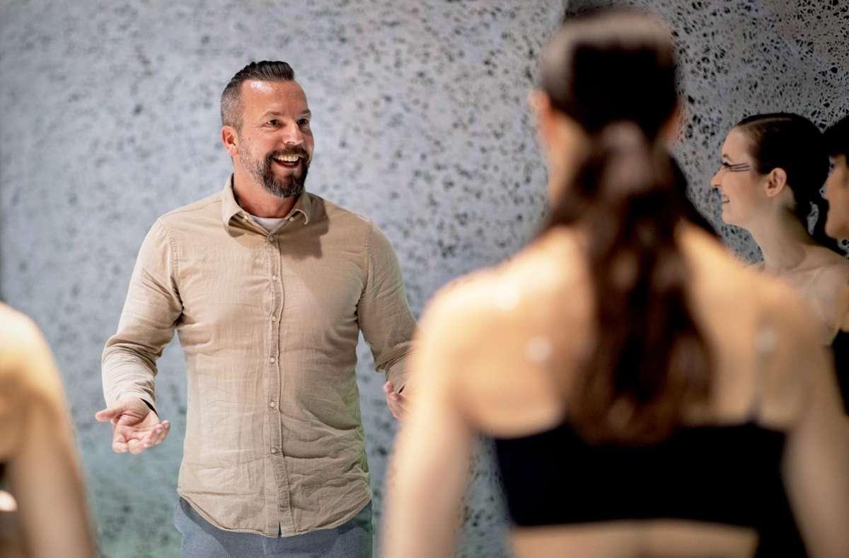 Mehr als Streaming: Der Pforzheimer Ballettchef Guido Markowitz  kann sich vorstellen, Game-Konzepte und Tanz zusammenzubringen. Foto: Andrea D'Aquino/PT