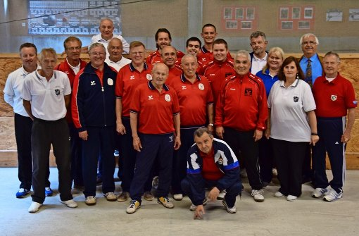 Arces ist Gastgeber  bei der  deutschen Boccia-Vereinsmeisterschaft