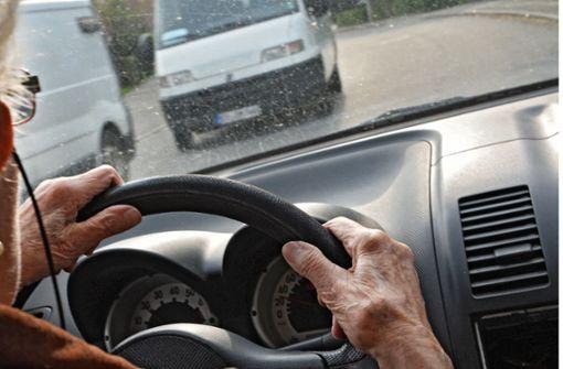 Mann auf drei Autobahnen als Geisterfahrer unterwegs