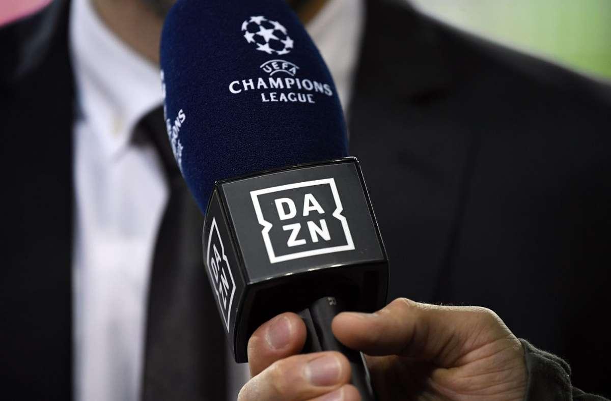 Künftig mehr Champions League bei DAZN. Foto: dpa/Ina Fassbender