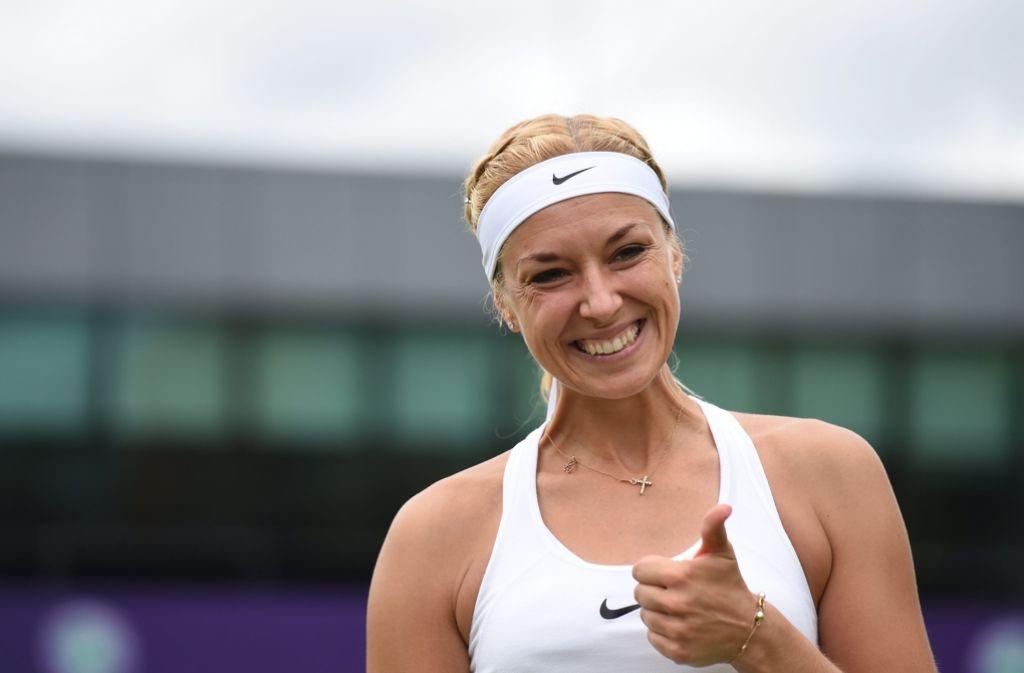 Regen in Wimbledon:: Kerber und Lisicki am Freitag nicht