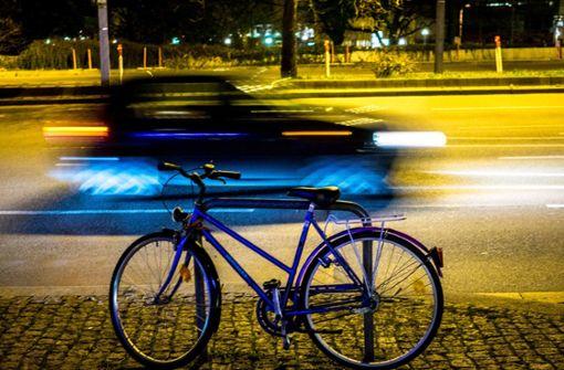 Polizei misst bei Radfahrer fast fünf Promille