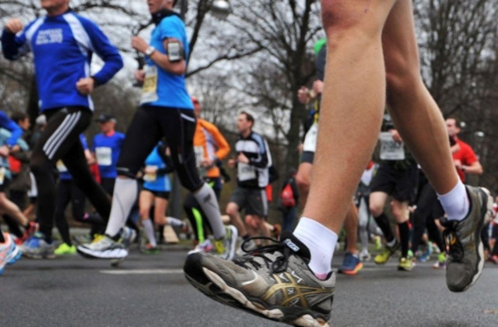 Tausende Läufer werden in Ditzingen erwartet. Foto: dpa