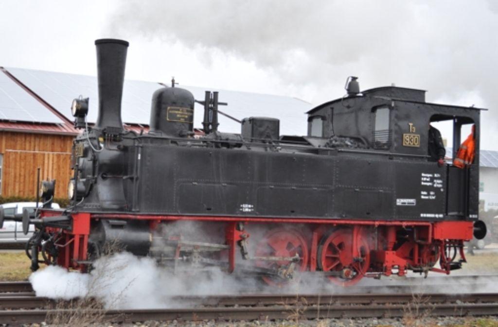 109 Jahre alt und frisch restauriert: die T3 Foto: Joachim Lenk