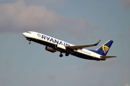 Bombendrohung gegen Ryanair-Passagiermaschine – Mann festgenommen