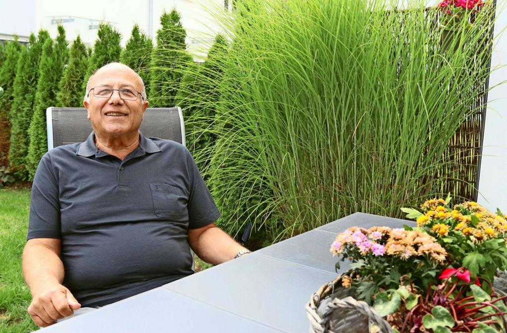 Er kann die Erlebnisse von damals nicht abschütteln: Wilfried Linz wohnt heute mit seiner Frau in Friolzheim. Foto: Andreas Gorr