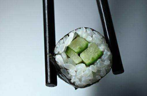 Sushi-Reis wegen Gefahr von Glasstücken zurückgerufen