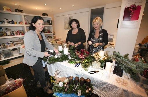 Kleinster Weihnachtsmarkt spendet Riesensumme