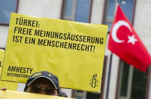 Türkischer Botschafter in Berlin einbestellt