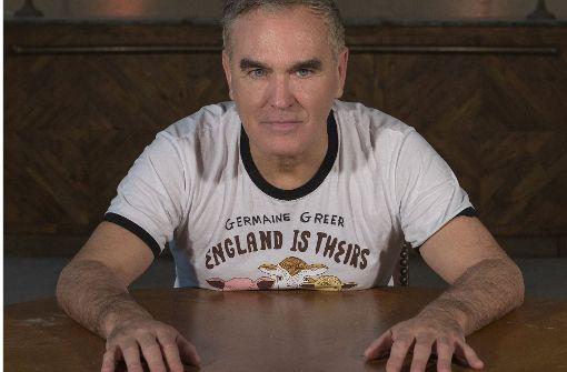 Sänger Morrissey als weltgewandter Wutbürger