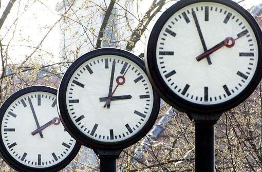 Winterzeit: Stunde vor oder doch zurück?