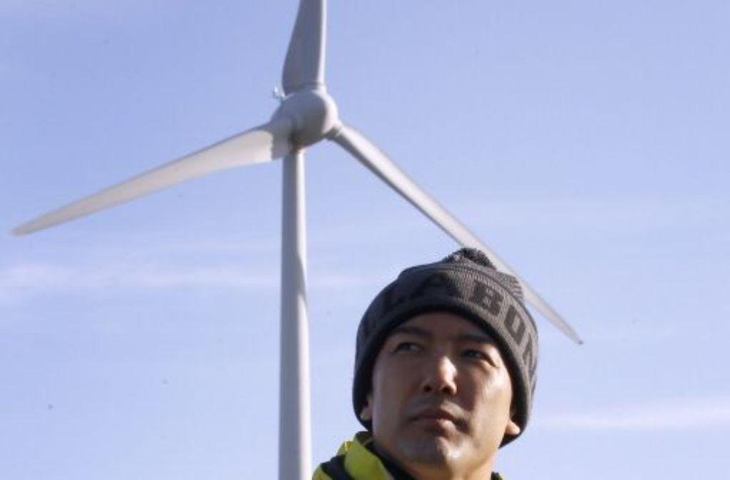Japan will auf längere Sicht verstärkt erneuerbare Energiequellen nutzen. Foto: AP