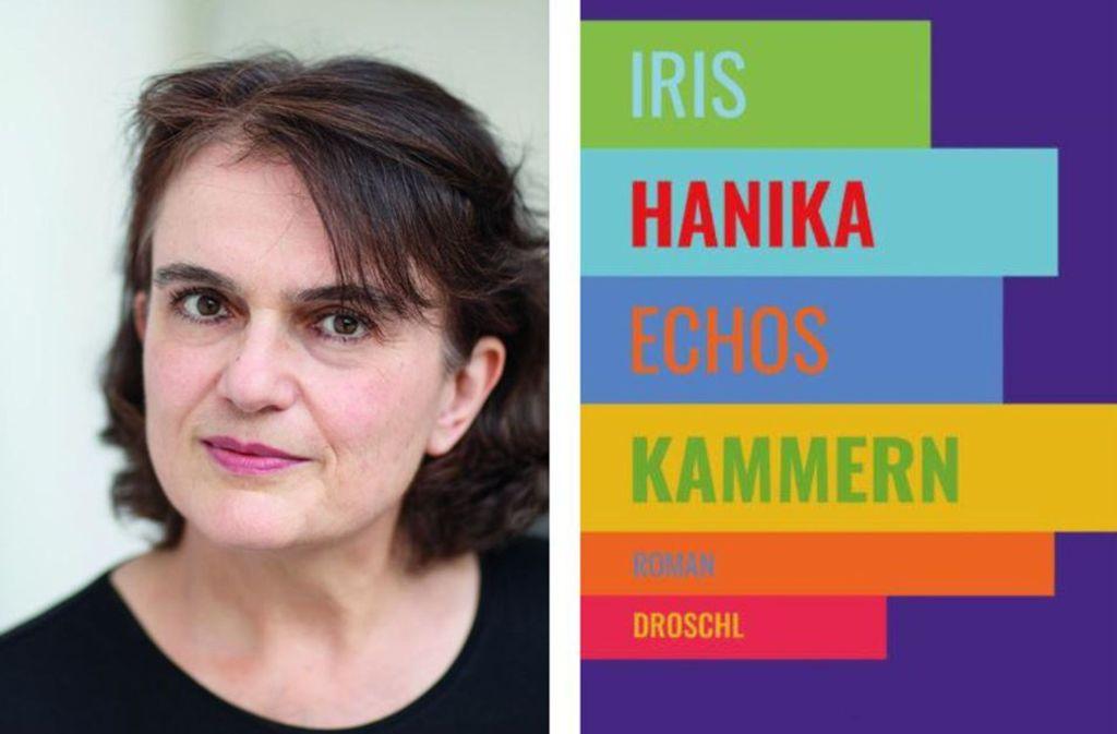 Literatur ist die bessere Wirklichkeit: Iris Hanika. In unserer Bildergalerie finden Sie weitere interessante Neuerscheinungen. Foto: © Villa-Massimo-Foto-Alberto-Novelli/Verlag