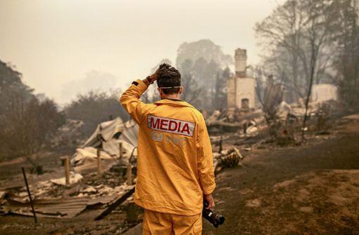 Australier in Stuttgart sammeln Spenden für Opfer der Buschbrände