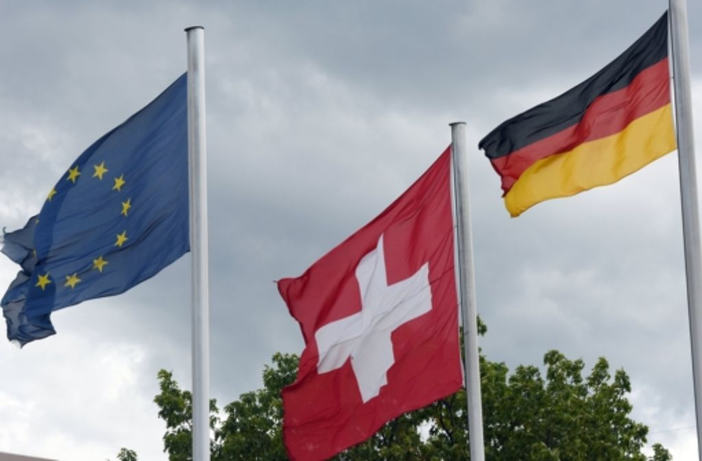 In der Schweiz wird gewählt – ein Rechtsruck wird erwartet. Foto: dpa