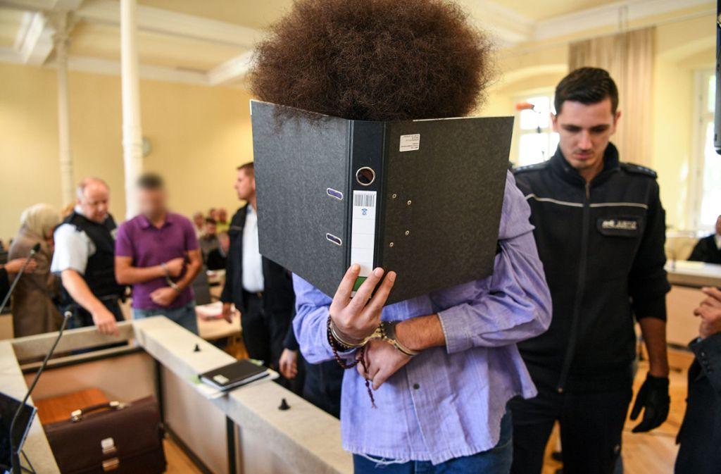 Die beiden Angeklagten wurden zu Haftstrafen verurteilt. Foto: dpa