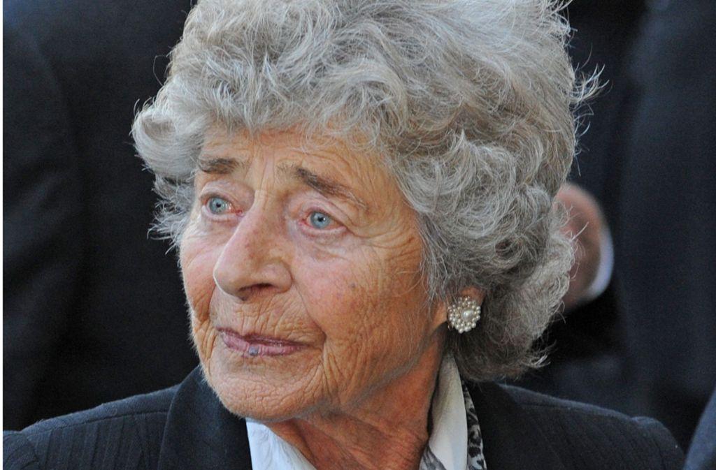 Fürstin Paula zu Fürstenberg ist im Alter von 92 Jahren gestorben. Foto: dpa