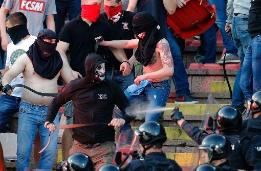 """Hooliganismus zum """"Sport"""" machen"""
