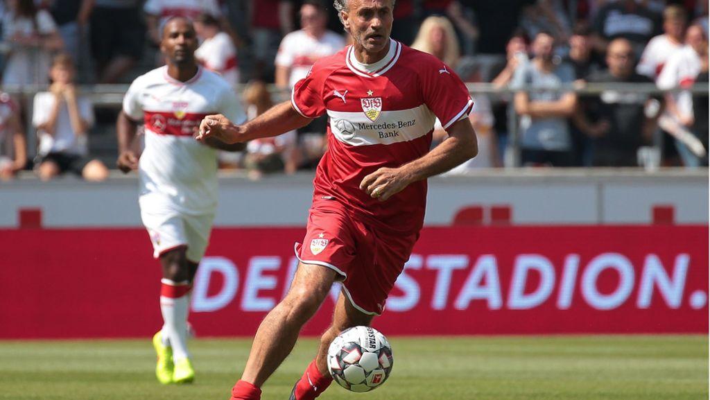 Warum Maurizio Gaudino Angst um den VfB Stuttgart hat
