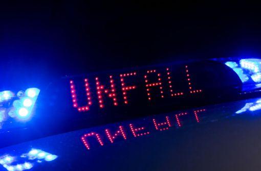 Hoher Sachschaden bei Unfall in Filderstadt
