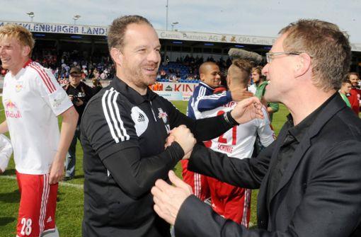 Alexander Zorniger über die Erfolgsstory von RB Leipzig