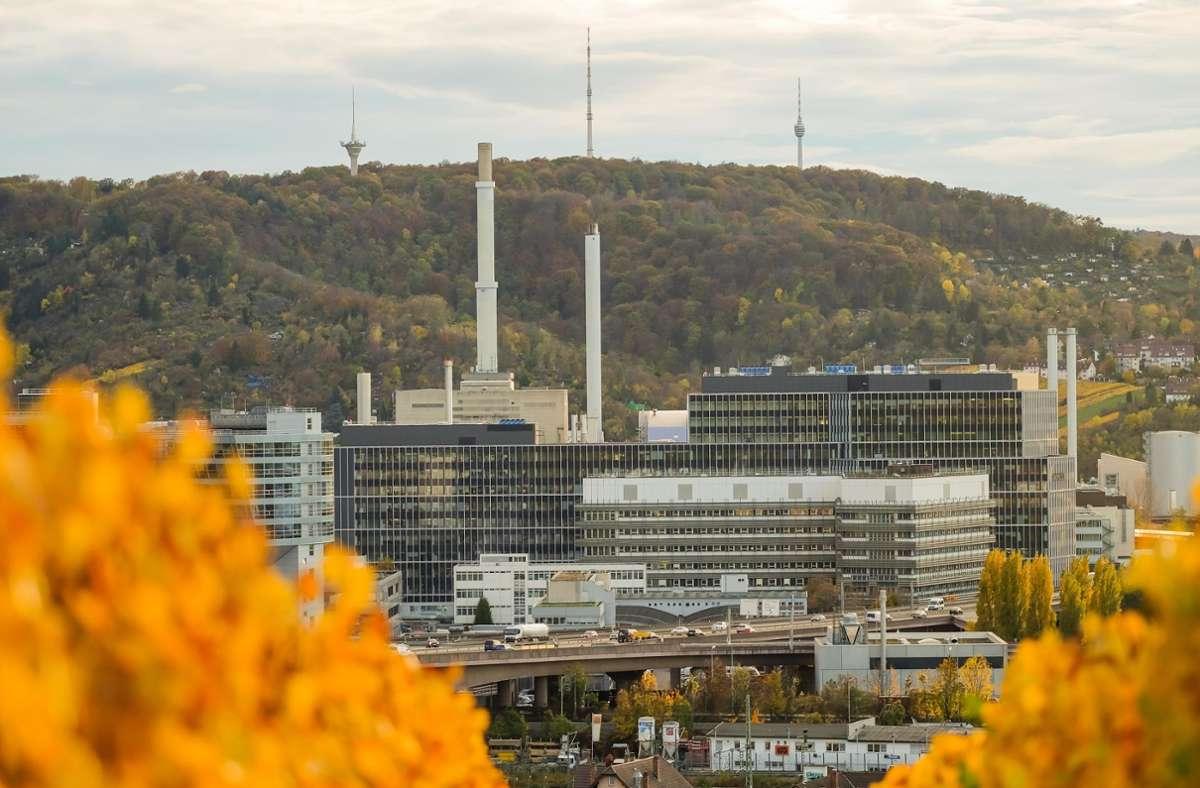 Das Werk Untertürkheim von Daimler ist plötzlich im Blickpunkt. Anlass ist ein Streit um Parkplätze. Foto: Lichtgut/Max Kovalenko