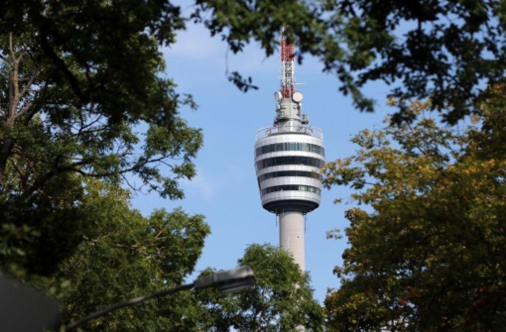 Seit dem 5. Februar 1956 ist der Fernsehturm das Stuttgarter Wahrzeichen schlechthin. Im Frühsommer 2015 sollen die Stuttgarter ihren Turm wieder besteigen können. Foto: Achim Zweygarth