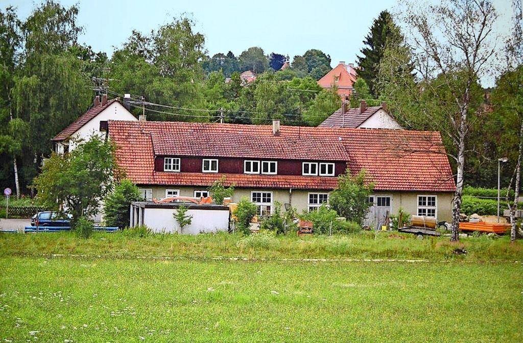 Wo früher der Bauhof stand, befindet sich heute  das Gartenschaugelände. Foto: