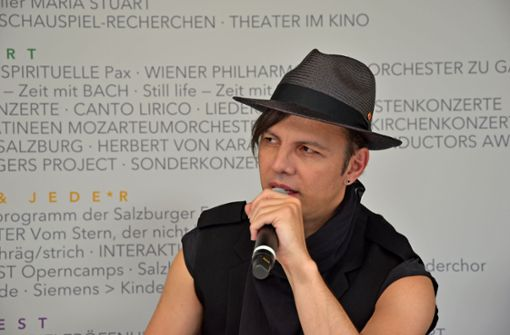 Salzburger Festspiele: Jubel für Stuttgarter Chefdirigent