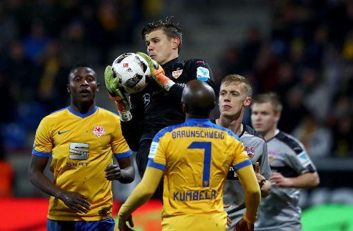 Der VfB erkämpft wichtigen Punkt