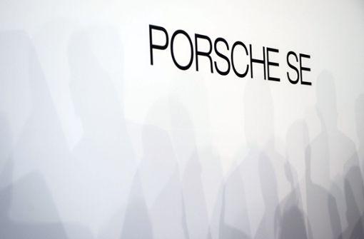 VW-Verlust sorgt auch bei Porsche SE  für rote Zahlen