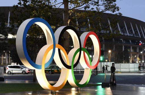 Olympische Spiele 2021 werden ausgetragen