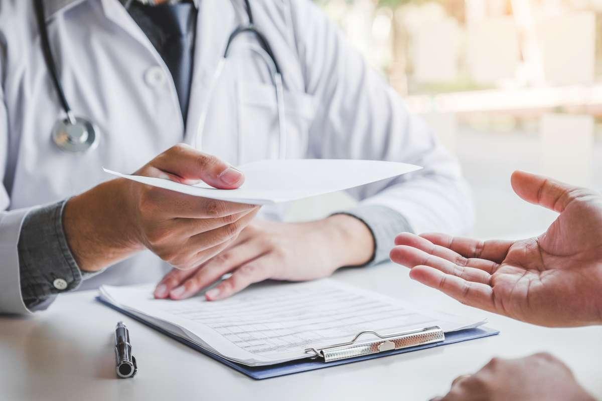 Wie lange ist ein Rezept vom Arzt gültig? Foto: Joyseulay