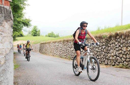Teil 1: Mit Frauenpower und E-Bike über die Alpen