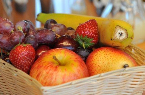 Fruchtiges Sommerprickeln