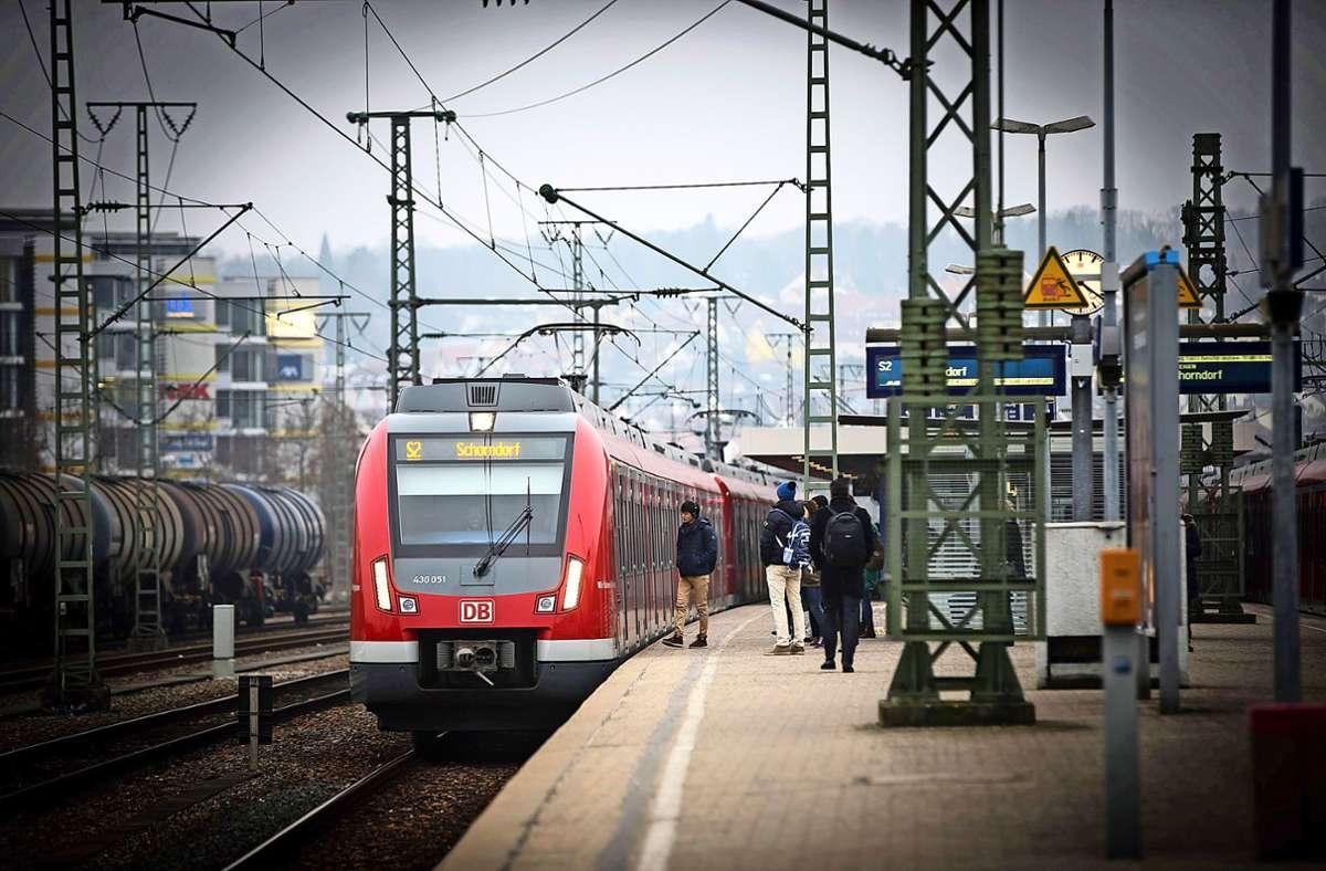 Am Vaihinger Bahnhof sollen von Sommer 2021 an Regionalzüge halten. Foto: Lg/A. Zweygarth