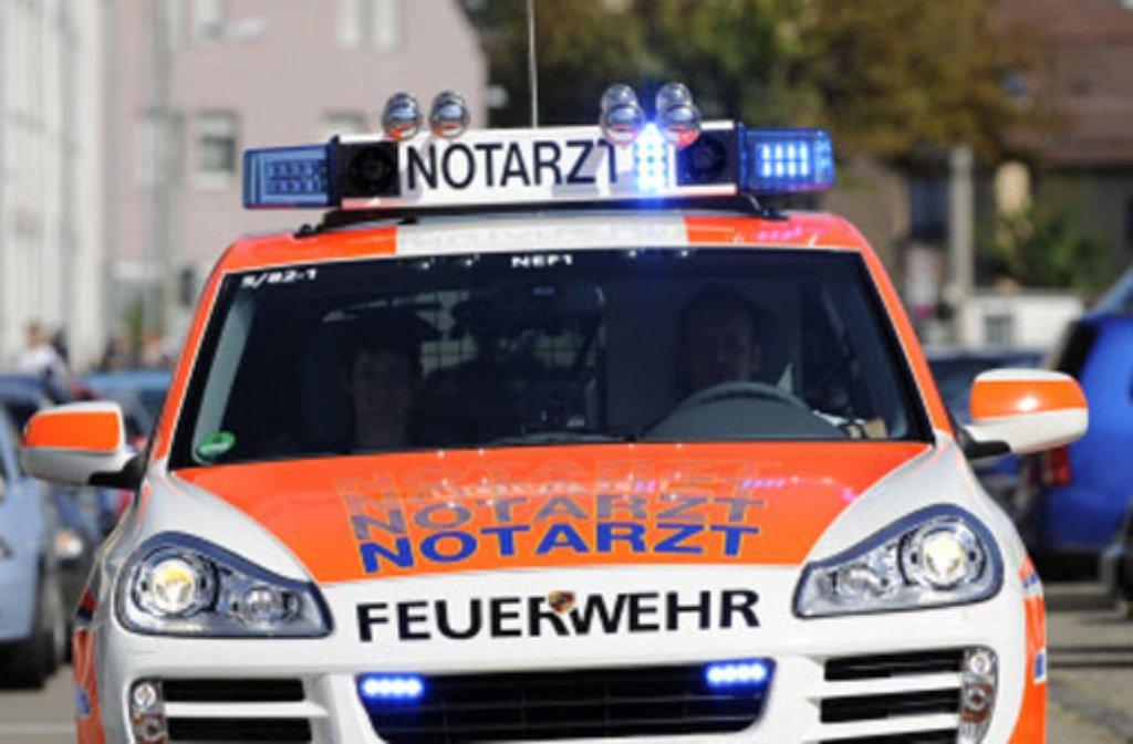 Ein Mann hat sich bei Arbeiten an der SSB-Tunnelbaustelle in Stuttgart-Münster schwer verletzt. (Symbolbild) Foto: dpa