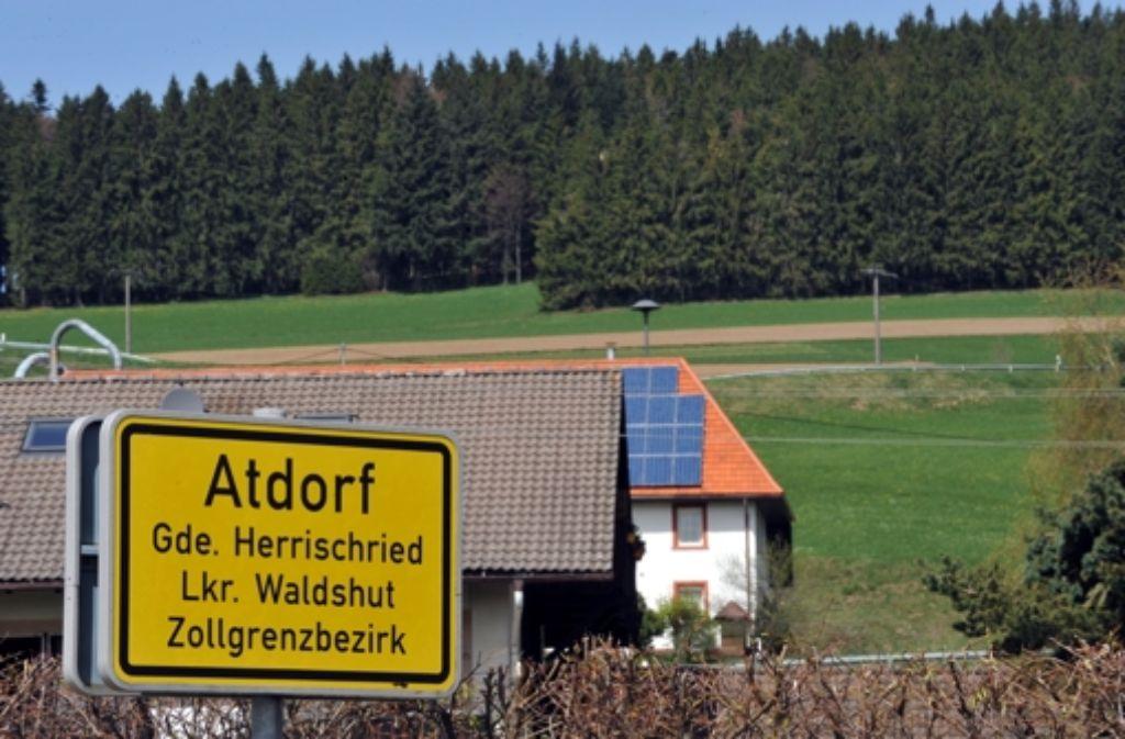 Der Energiekonzern RWE will die Pläne für das Pumpspeicherkraftwerk Atdorf vorerst auf Eis legen. Foto: dpa
