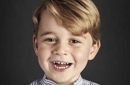 Prinz George feiert 4. Geburtstag - und geht schon zur Schule