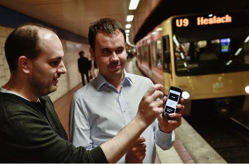App aus Stuttgart erhält Deutschen Mobilitätspreis