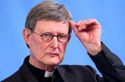 Der Fehler des Kardinals Woelki