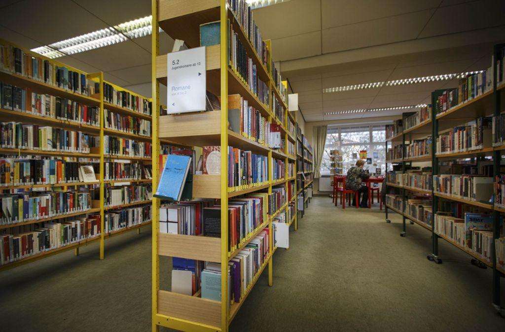 Debatten im Gemeinderat um den Neubau für die Schorndorfer Stadtbücherei Foto: Stoppel/Archiv