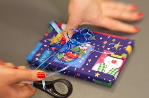 2012 wurden weniger Weihnachtsgeschenke in Stuttgart eingekauft als 2011. Foto: dpa
