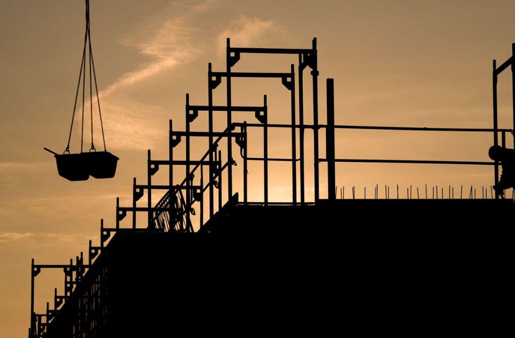Im Südwesten werden viel zu wenige neue Wohnungen gebaut. Das Land will nun nachbessern. Foto: dpa