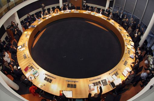 Die Postenvergabe im Bundestag beginnt