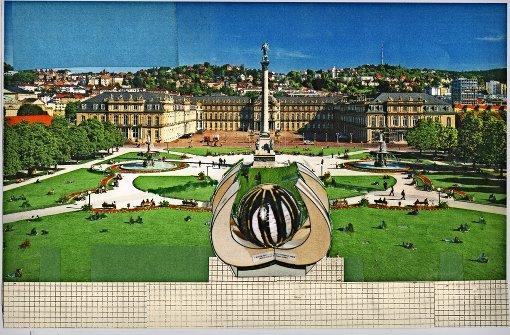 Einheitsdenkmal auf dem Schlossplatz?